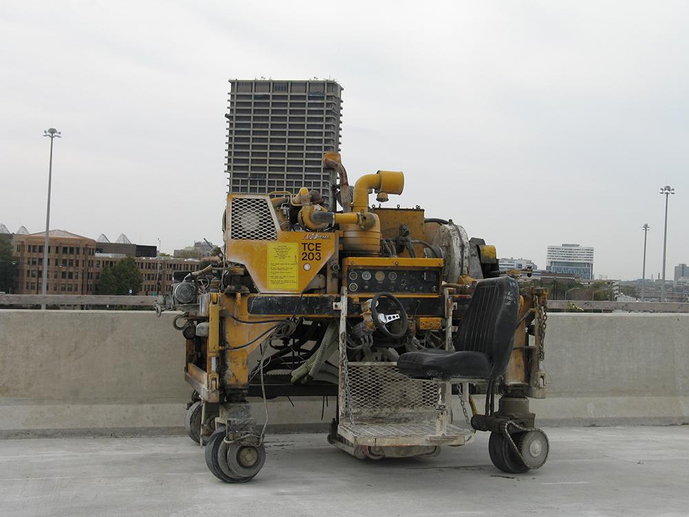 Bridge Deck Grooving Tough Cut Concrete Service Inc